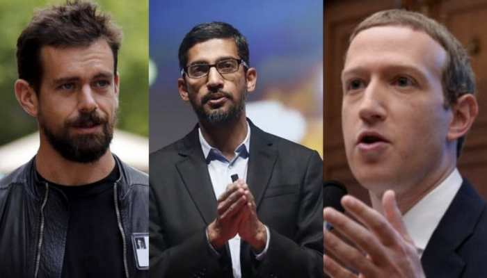 Facebook, Google, Twitter defend themselves over 'misinformation' concerns prior to US Congressional hearing