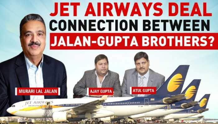 Murari Lal Jalan-Gupta brothers link revealed in Jet Airways resolution plan?
