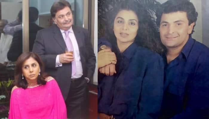 Neetu Kapoor remembers Rishi Kapoor with heartwarming throwback video