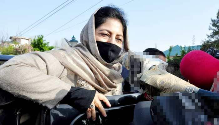 ED, NIA used against whoever speaks up: PDP chief Mehbooba Mufti slams PM Modi-led government
