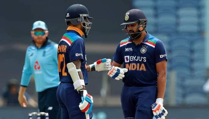 India vs England: Rohit Sharma and Shikhar Dhawan look to emulate Tendulkar-Ganguly with THIS record