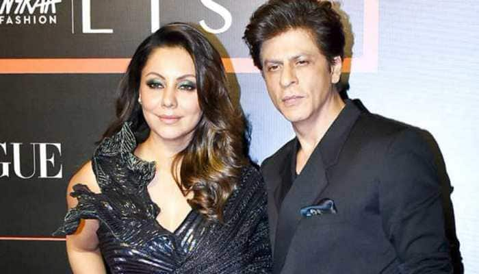 Shah Rukh Khan's swanky office gets a WOW makeover by wife Gauri Khan - Take a virtual tour!