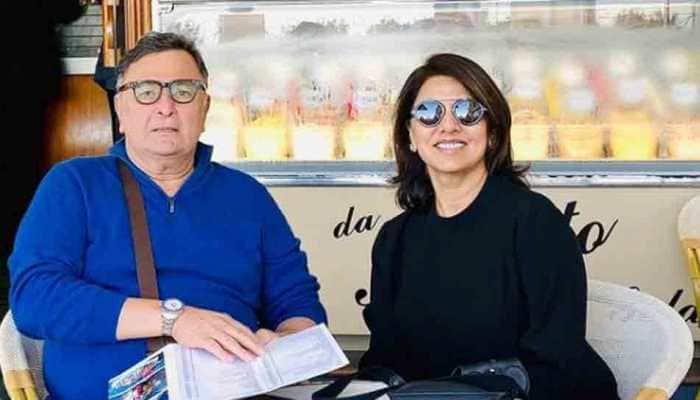 When Neetu Kapoor opened up on marriage with Rishi Kapoor, said she would think of leaving him everyday