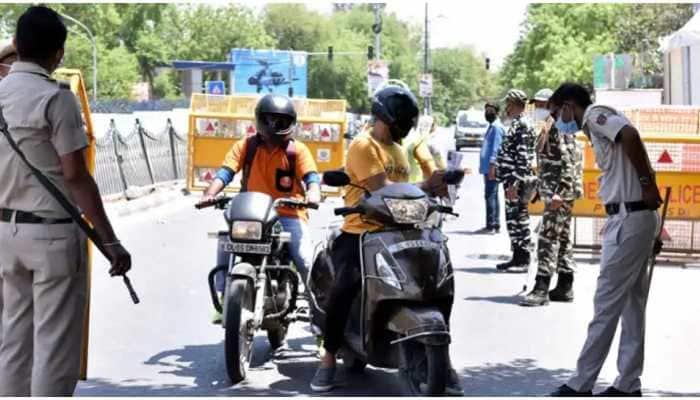 Delhi Police issues COVID-19 guidelines ahead of Holi, Shab-e-Barat, Navaratri