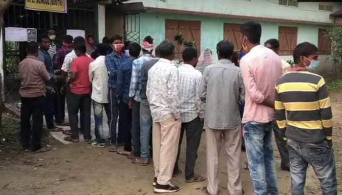 Assam records 37.06% voter turnout, West Bengal 40.73% till 1 pm in 1st phase of assembly elections