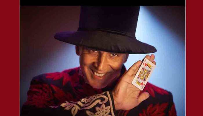 Akshay Kumar's magician avatar from 'Atrangi Re' released, check out his first look