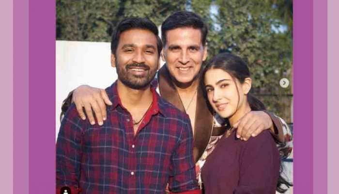 Sara Ali Khan stalked Akshay Kumar on 'Atrangi Re' sets?