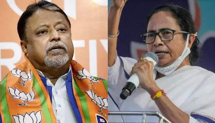 TMC hits back at BJP with Mukul Roy's audio clip, defends West Bengal CM Mamata Banerjee for 'democratic step'