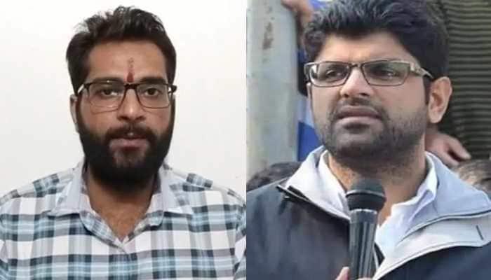 Hooliganism at its top: After threatening Rajya Sabha MP Subhash Chandra, Ravi Azad now intimidates Haryana Deputy CM Dushyant Chautala