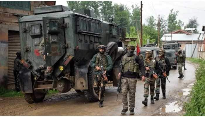 2 killed including police personnel in a terrorist attack in Jammu and Kashmir's Sopore, search underway