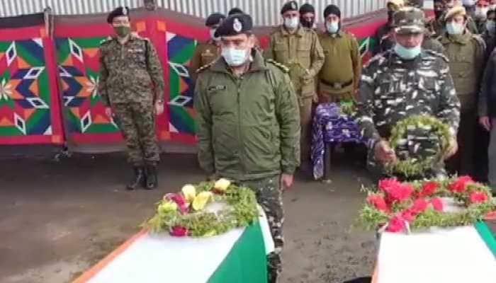 Councillor, policeman killed in terror attack in Jammu & Kashmir's Sopore