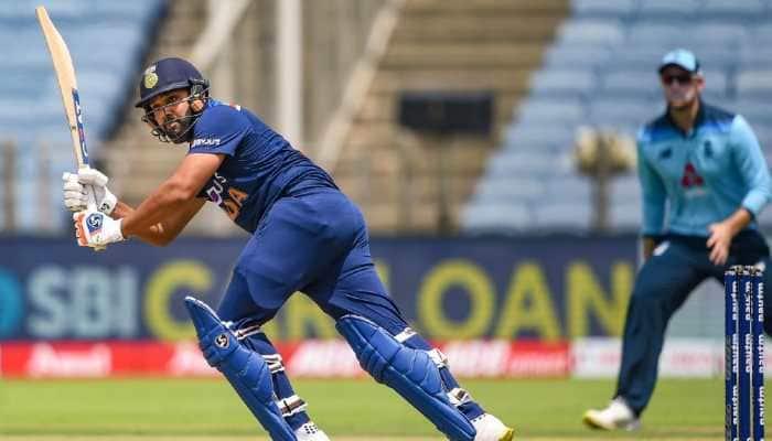 IPL 2021: Captain Rohit Sharma finally hooks up with defending champions Mumbai Indians, Watch