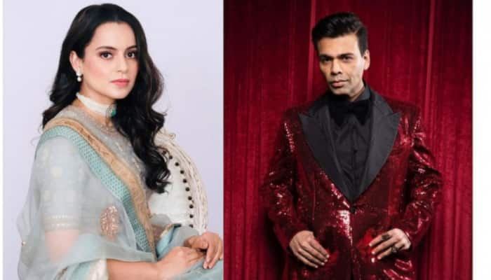 Kangana Ranaut bashes Karan Johar again, says 'his show is all about bullying, gossip and frustrated sex'