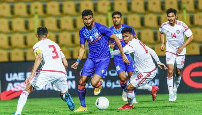 Football: India suffer 0-6 rout against UAE in international friendly