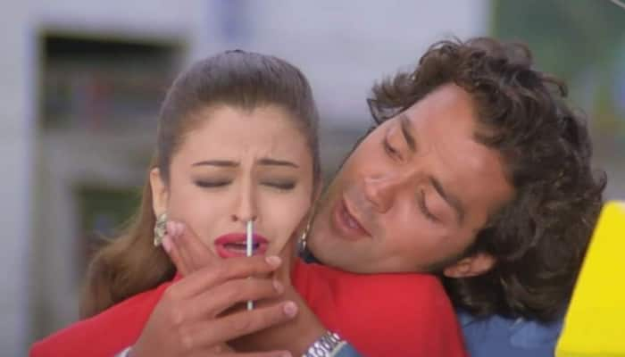 Viral clip: Bobby Deol knew about COVID-19 in 1997, performed nasal swab test on Aishwarya Rai Bachchan
