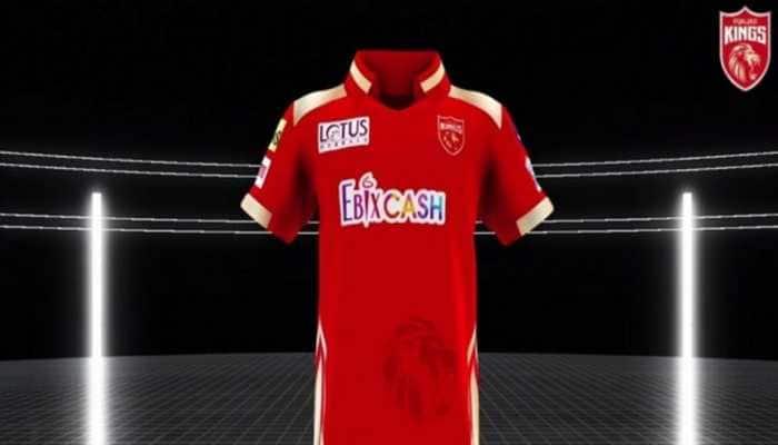 IPL 2021: Punjab Kings unveil new jersey, watch video