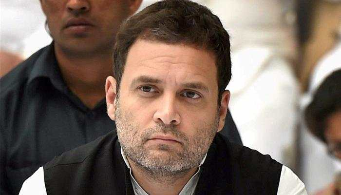 Don't go near Rahul Gandhi, he is not married: Former Kerala MP warns girls