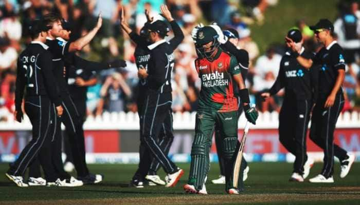 NZ vs BAN 2nd T20: Phillips, bowlers help hosts clinch T20 series against Bangladesh