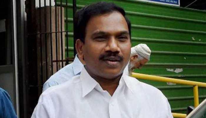 EC notice to DMK leader A Raja for derogatory remarks against Tamil Nadu CM Palaniswami's mother