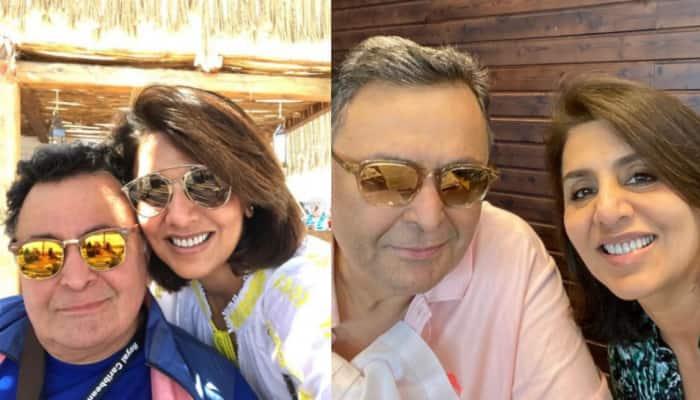 Neetu Kapoor drops video of late husband Rishi Kapoor sharing their love story, fans go gaga over it