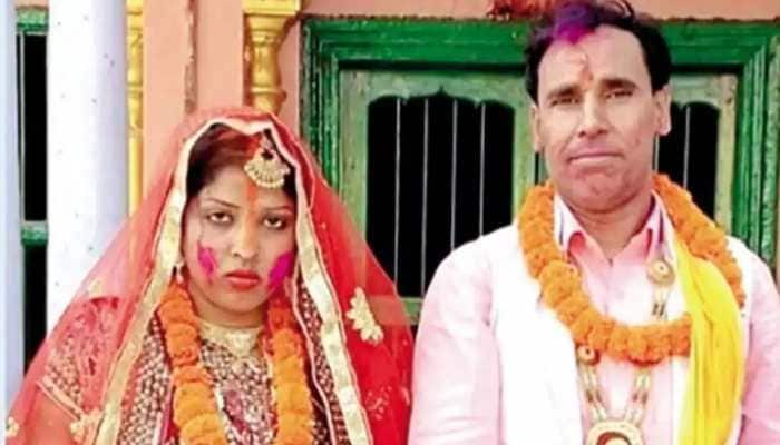 UP Panchayat Election 2021: 45-year-old man gets married to contest polls from a woman-reserved seat