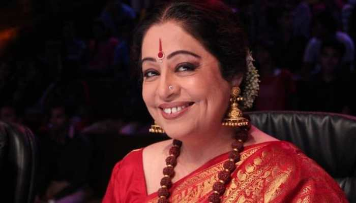 Kirron Kher, noted actress-politician, suffering from blood cancer: BJP leader