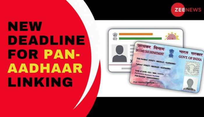 New deadline, check your PAN-Aadhaar status here