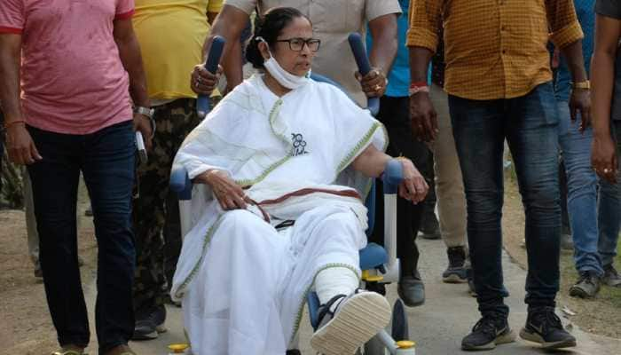 Total breakdown of law and order in Nandigram: Mamata cries foul, Governor responds