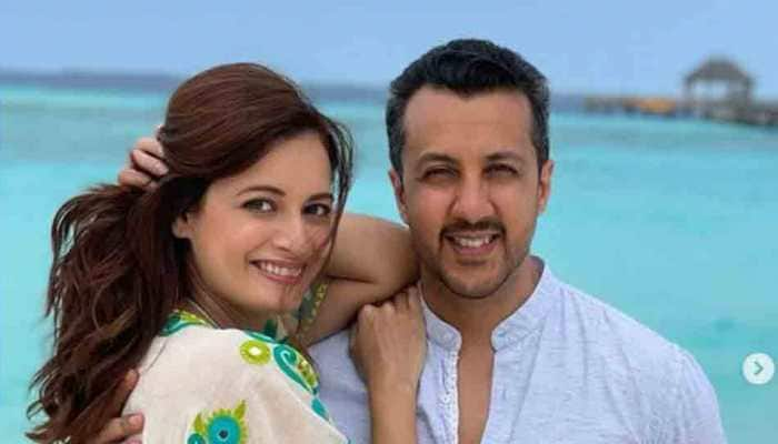 Dia Mirza announces pregnancy, flaunts baby bump a month after marriage with Vaibhav Rekhi
