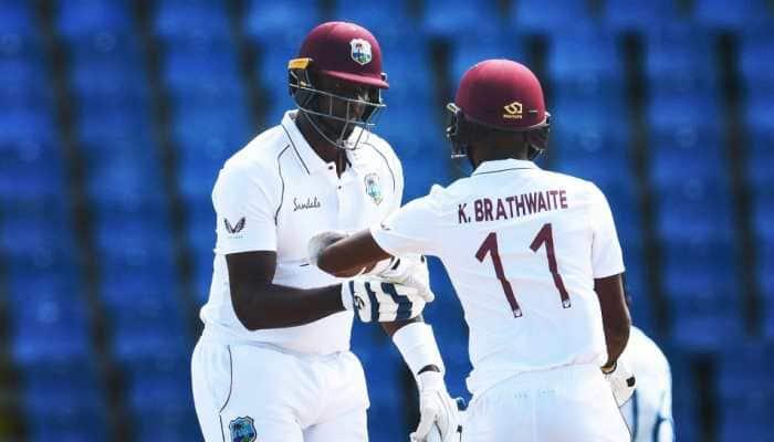 WI vs SL, 2nd Test: Brathwaite, Mayers, Holder fifties set 377 to win for Sri Lanka