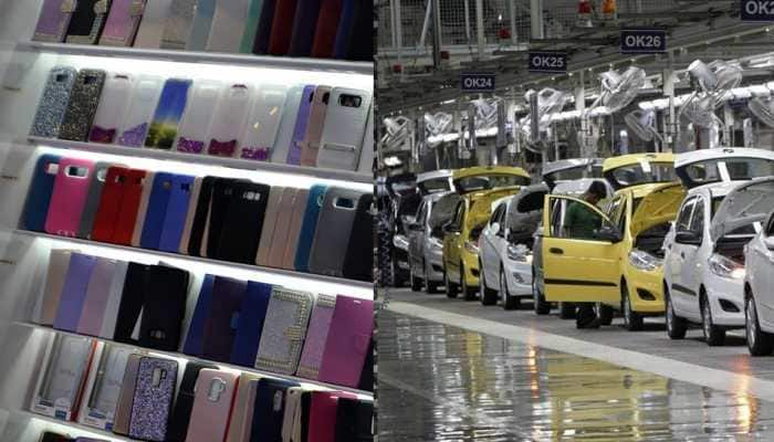 Slowdown? What is that? Auto, smartphone, home appliances witness robust sales in January-March