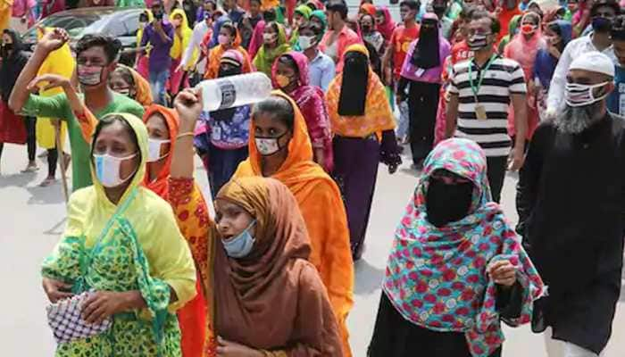 Bangladesh announces 7-day countrywide lockdown from Monday as COVID-19 spreads