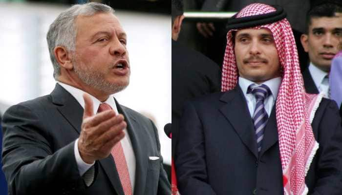 Jordan's military warns King Abdullah's half-brother Prince Hamza bin Hussein to halt actions undermining stability