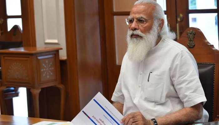 PM Narendra Modi calls for five-fold strategy to curb spread of COVID-19 pandemic