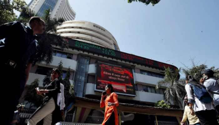 Sensex tanks over 400 points in early trade; Nifty drops below 14,800