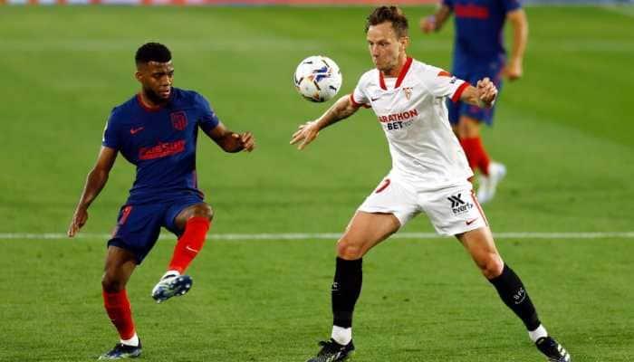 La Liga: Atletico Madrid title bid falters with loss at Sevilla