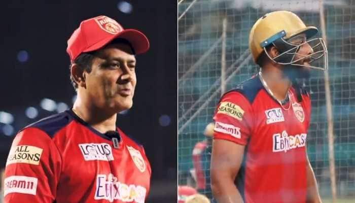 IPL 2021: 'He reminds me a bit of Pollard' - PBKS coach Kumble lavishes praise on THIS batsman