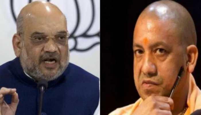 CRPF receives mail threatening to kill Home Minister Amit Shah, CM Yogi Adityanath | India News | Zee News