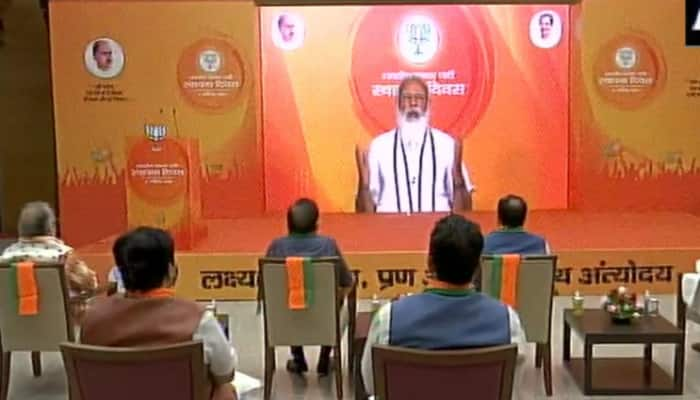 We fulfilled Shyama Prasad Mukherjee's vision of one India: PM Narendra Modi on BJP's 41st foundation day