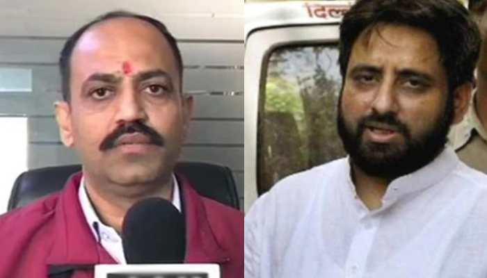 Get me Amanatullah Khan's head remark lands Hindu Raksha Dal leader Pinky Chaudhary in trouble