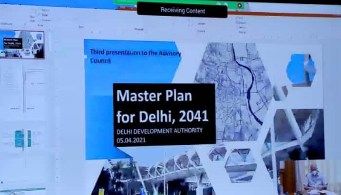 Delhi LG Anil Baijal asks DDA to prepare Master Plan of Delhi-2041 using simple language, illustrations