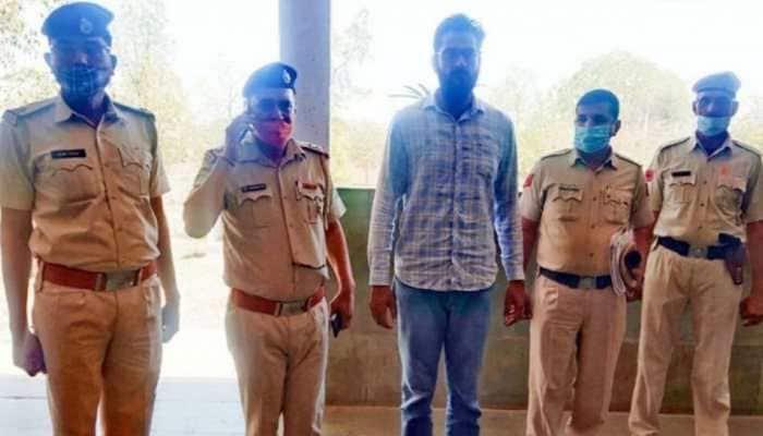 Sikar police detains Ravi Azad for questioning over inflammatory remarks against Rajya Sabha MP Subhash Chandra