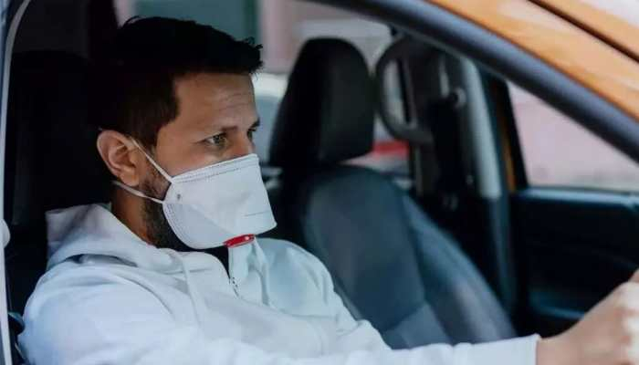 Delhi HC says wearing mask mandatory for person driving alone, says it's a 'suraksha kavach' against COVID-19