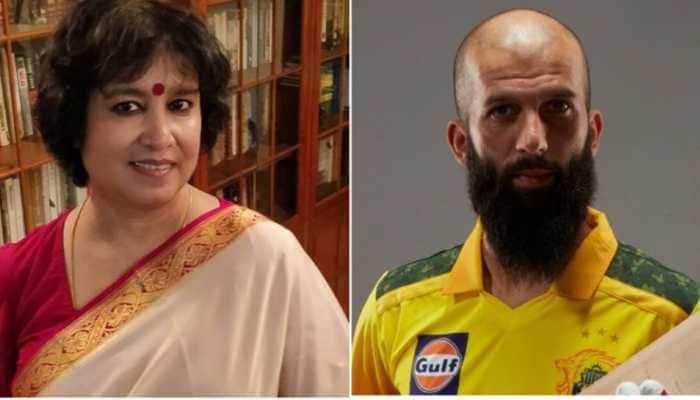 Moeen Ali's father slams Taslima Nasreen for ISIS tweet, recalls incident of inferior treatment