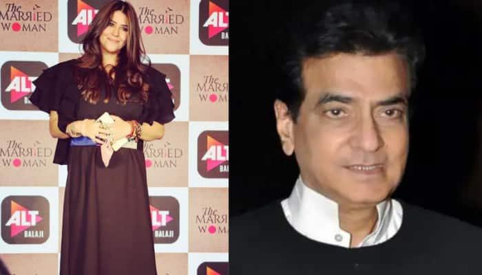 Ekta Kapoor calls father Jeetendra Kapoor 'wind beneath my wings' while wishing him on his birthday