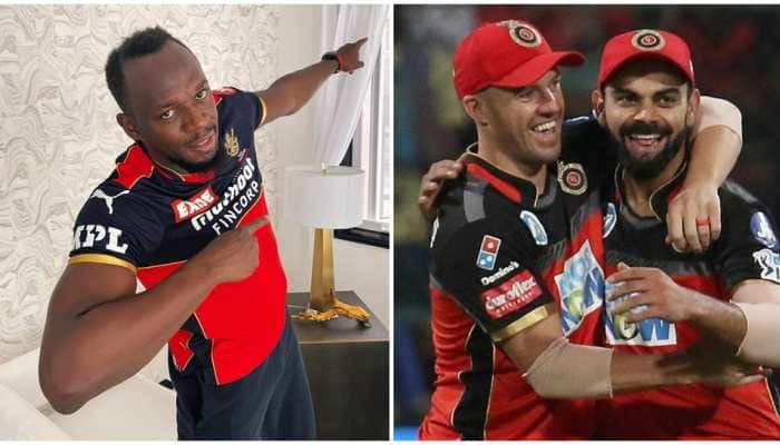 'I'm still fastest cat around': Usain Bolt's message for Virat Kohli and AB de Villiers ahead of IPL 2021