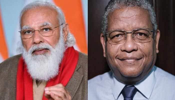 India to gift patrol vessel worth Rs 100 crore to Seychelles during PM Narendra Modi-President Wavel Ramkalawan virtual meet