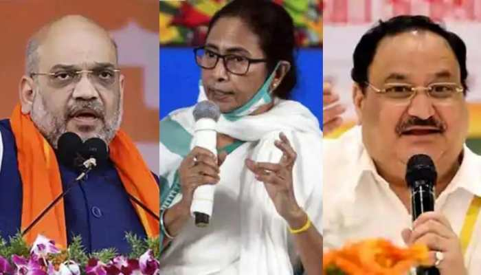 West Bengal assembly election 2021: Last day of campaigning for phase 4 polls today, top BJP, TMC leaders to hold rallies to woo voters