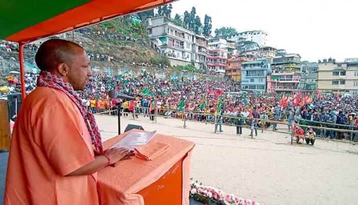 Will create UP-like anti-Romeo squads in Bengal: Yogi Adityanath