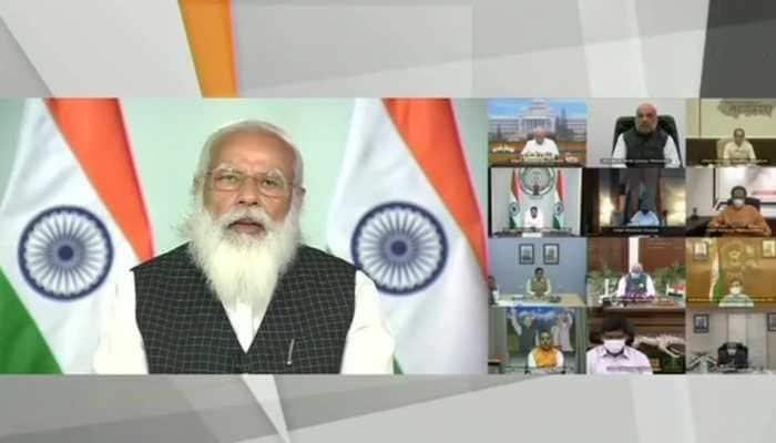 No lockdown, need to work on war footing, says PM Modi amid COVID-19 surge